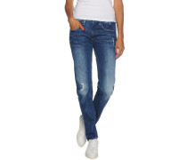 Jeans Arc 3D Low Boyfriend blau