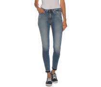 Jeans Sculpted Skinny Wate blau