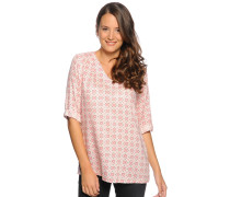 Blusenshirt offwhite/pink