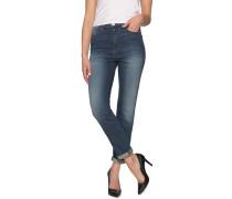 Jeans Super HW Straight blau