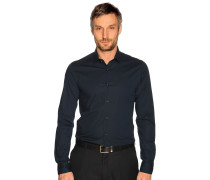 Business Hemd Slim Fit navy