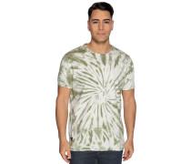 Kurzarm T-Shirt khaki