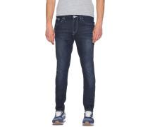 Jeans Mirror blau