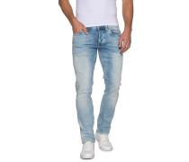 Jeans Cash hellblau