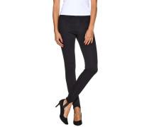 Jeans Steghose schwarz