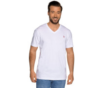 T-Shirt 2er Set, weiß