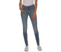 Jeans Sculped Skinny Raw blau