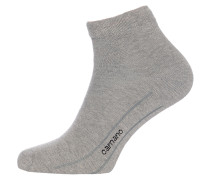 Sneakersocken 7er Set weiß/grau