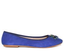 Ballerinas, blau