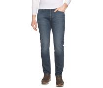 Jeans 3301 Tapered dunkelblau