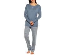Pyjama graublau