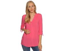 Langarm Blusenshirt pink
