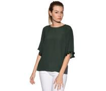 Blusenshirt, Grün, Damen