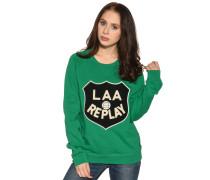 Sweatshirt, grün