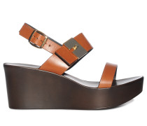 Wedges braun