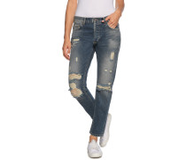 Jeans Sanvi blau
