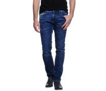 Jeans Sweat blau
