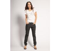 Jeans Straight schwarz