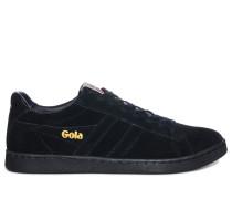 Sneaker, schwarz