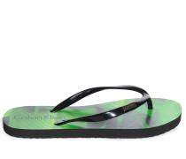 Zehentrenner grün