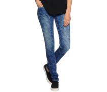 Jeans Fazed blau