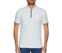 Kurzarm Poloshirt mint