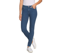 Jeans Skinny Hot Stuff blau