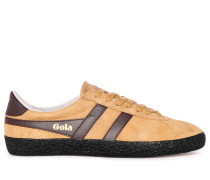 Sneaker hellbraun