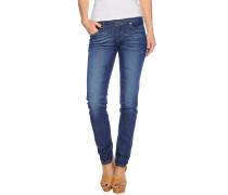 Jeans Getlegg blau