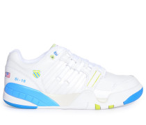 Sneaker weiß/blau