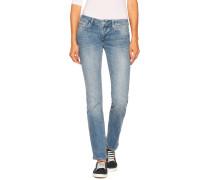 Jeans Gina Straight blau