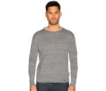 Pullover grau/meliert