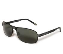 Sonnenbrille schwarz/grau