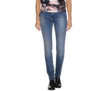 Jeans Anya blau