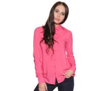 Langarm Bluse pink