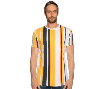 Kurzarm T-Shirt mehrfarbig