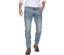 Jeans 5620 3D Slim blau