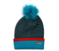 Mütze blau/türkis