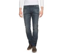 Jeans 3301 Straight dunkelblau