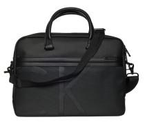 Laptoptasche, schwarz