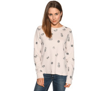 Sweatshirt hellrosa
