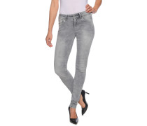 Jeans Pixie grau