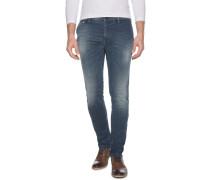 Jeans Lehoen blau