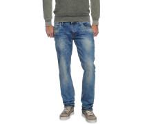 Jeans Takeshi blau