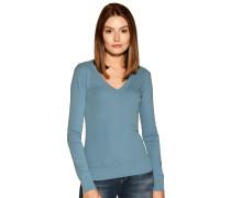 Pullover blaugrau