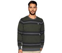 Sweatshirt khaki/grau