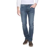 Jeans 3301 Straight blau