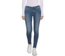 Jeans Pixie blau