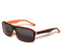 Sonnenbrille orange/schwarz