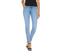 Jeans La Parisienne blau